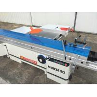 Quality plywood cutting machine sliding table panel saw with digital readout for sale