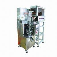 Quality Pyramid Tea Bag Packing Machine with Motor Transformation Control for sale