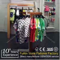 Quality Pop garment display stand design of garments display system for sale
