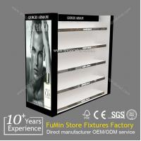 Quality 2013 hot sale acrylic cosmetic display showcase for sale
