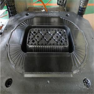 Quality Food Aluminum Foil Container Mould stable for Punching Machine , aluminum foil container production line for sale