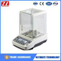China Direct Show The Result Density Testing Equipment to Test Solid , Liquid , Dust Etc on sale