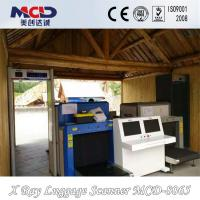 Quality Cargo xray machine at airport high security with 800 x 650mm Tunnel for sale