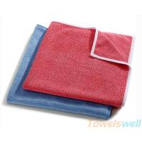 Quality Microfiber Weft Knitted Terry Cloth super absorbent,strong detergency,Lint free, for sale