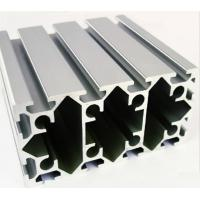 Quality Anodized Aluminium Extrusion Frame System T Shaped Aluminium Profile for sale