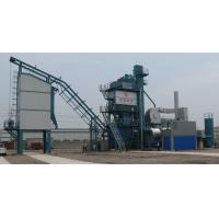 Buy Fixed Type Asphalt Batching Plant 2 Stage Duster 50T Hot Aggregate Storage Bin at wholesale prices