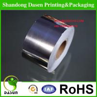 China cigarette packing aluminium foil roll wrapping paper on sale