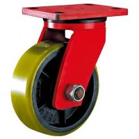 """Buy 8"""" Heavy Duty Polyurethane Wheel Kingpinless Swivel Caster - 1400 lbs at wholesale prices"""