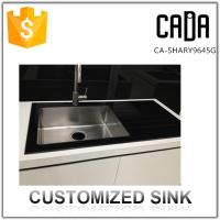 Quality Cadia 2015 NEW 304 Stainless steel handmade sink for sale