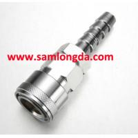 Quality Asia type SH quick coupler set, steel fitting, pneumatic socket set, PU tube fitting for sale