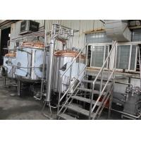Quality DYE Micro Craft Distillery Equipment Matt Wiredrawing Head Surface for sale