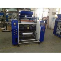Quality PVC PLC Digital Control Stretch Film Rewinding Machine For Industrial for sale