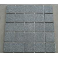 Quality Light Grey Flamed Granite Paving Stone, Walkway Pavers for sale