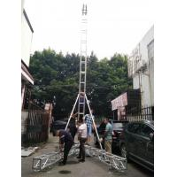 Buy 6m Height Screw Aluminum Line Array Speaker Truss System for Sounds at wholesale prices