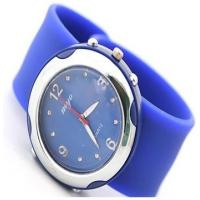 Quality Silicone slap bracelet watch for 2012 London Olympic Game for sale