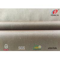 Quality knitted textile 4 way stretch nylon spandex fabric for sportswear with flame Retardant function for sale