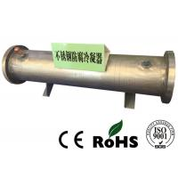 Quality R134a Refrigerant Stainless Steel Heat Exchanger Sea Water Tube Medium for sale