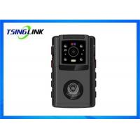 Quality GPS Tracking Bluetooth HD H.264 Patrolman Police 4G Law Enforcement Video Recorder Body Camera for sale