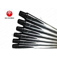 Buy High Reliability Mining Drill Rods , Rock Drilling Tools For Architectural Engineering at wholesale prices
