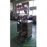 China SS304 Automatic Triangle Bag Granule Packing Machine Multifunction 220V 6000 Bag/Hour on sale