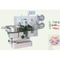 Quality Individually Film Snack Packaging Machine Foil Candy Wrapping Equipment for sale