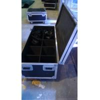 Buy Professional Cables Plywood Thickness 9MM Road Case With Wheels Orange at wholesale prices