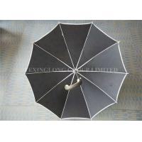 """Quality 25"""" 27"""" 30"""" Big Size Promotional Gifts Umbrellas Zin Plated Metal Shaft Anti Rust for sale"""