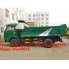 Buy cheap dongfeng 6 wheel dump truck with tarp cover Specifications of dongfeng 6 wheel dump truck/ tipper truck with tarp cover from wholesalers