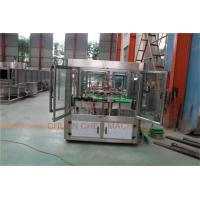 Buy cheap Drink CSD Water Filling Capping And Labeling Package Machine Semi Automatic from wholesalers