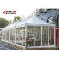 Quality Aluminum Alloy Frame Outdoor Event Tent For Celebration 15m By 40m Size for sale