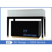 Buy Popular Black Display Glass Showcase / Jewelry Store Showcases at wholesale prices