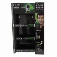 Quality Retail Displays Cardboard/Corrugated POP Display/Cardboard Countertop Display, 4C Offset Printing for sale