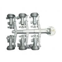 Quality Zinc Aluminium Die Casting Parts Industry For Shell High Precision Polished for sale