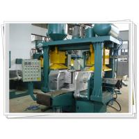 Quality 4 Column Guide Horizontal Parting Core Shooting Machine With Cold Hot Dual Use for sale