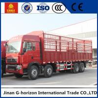 Quality Commercial Cargo Truck SINOTRUK HOWO 12Wheels Euro2 336HP for Logistics for sale