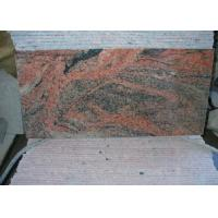 Quality Multi Color Red China Nutral Stone  Granite 12X12 Paving facing the cap tiles slabs for sale