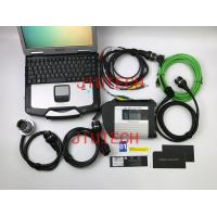 Buy cheap For MB SD C4 Benz Heavy Duty Truck Diagnostic Tool Full Set + CF30 from wholesalers