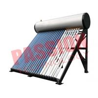 Quality Commercial Solar Water Heater Heat Pipe For Swimming Pool 300L Capacity for sale