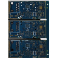 Quality 6 Layer FR4 Tg150 1.2mm Thickness Remote Circuit Board Impedance Conrol for sale