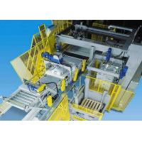 Quality High Position Automatic Palletizing Machine For Stacking Bags / Staggered Arrangement for sale