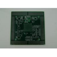 Quality Ball Grid Array / BGA PCB Circuit Boards 2.4mm thick with HASL Finish for sale