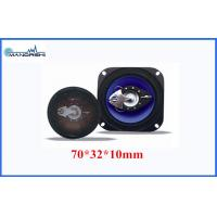 Quality 3 Way Mid Bass 4 Inch Car Audio Subwoofer 80w 4ω RoHs Approve for sale
