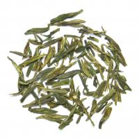 Quality Bagged Chinese Green Tea Longjing Green Tea Relief Symptoms Of Stress And Anxiety for sale