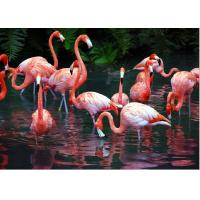 Quality PET 50*70cm 3D Lenticular Pictures , Custom 3d Lenticular Photo With Frame for sale
