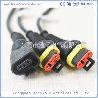 Quality Bus Internal 16 Pin Terminal Cable , Vehicle Interior Automobile Anti Plug-In Cable for sale