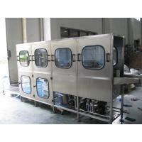 Quality Full Automatic 5 Gallon Washing Filling And Capping Three In One Machine for sale