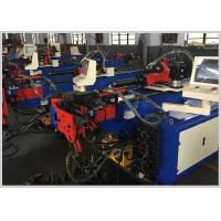 Buy PLC Control Electric Power CNC Pipe Bending Machine With Teo Axis Driving at wholesale prices