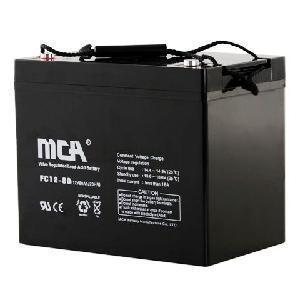 Quality Sealed Lead Acid Battery 12V80AH (FC12-80AQ/AT FC12-80BQ/BT) for sale