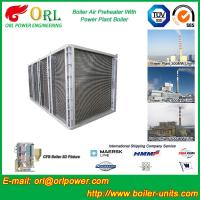 Quality Vertical Electric Boiler Air Preheater In Steam Power Plant Tubular Type for sale