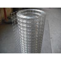 Quality Excellent oxidation resistant Electro galvanized welded wire mesh for sale